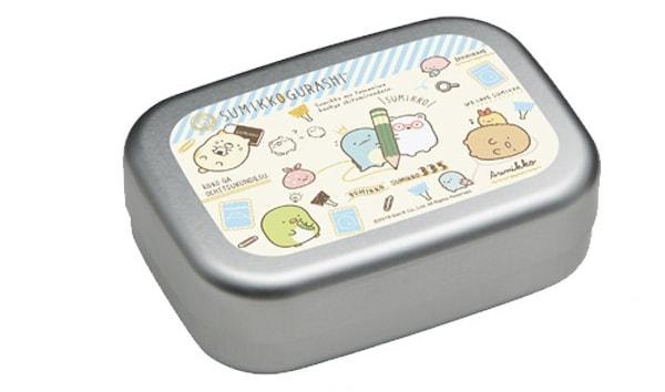 アルミ弁当箱(すみっコぐらし・おべんきょう)