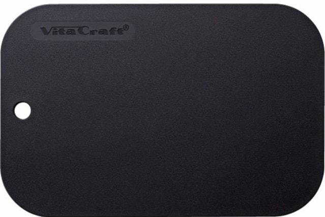 ビタクラフト 抗菌まな板 ブラック 37×24×0.6cm