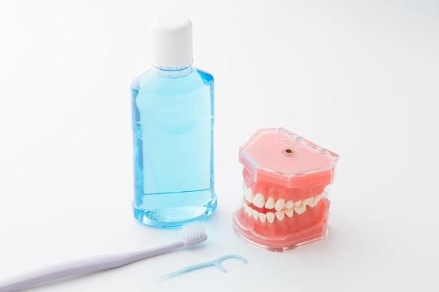 口腔内を清潔に保つ