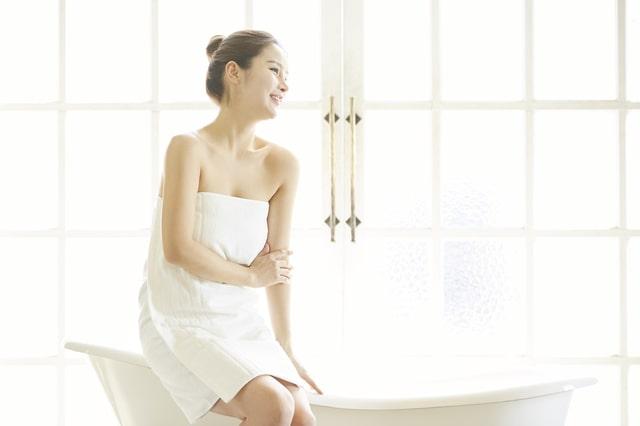 代謝を上げる入浴方法
