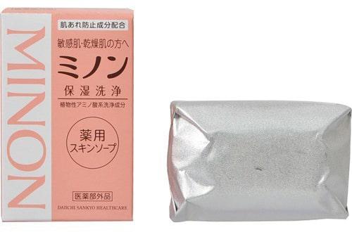 ミノン 薬用スキンソープ