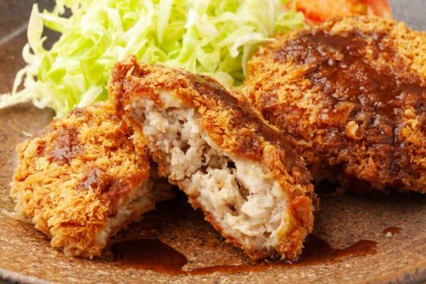 【今日は何の日?】お腹いっぱい食べたい!メンチカツ1個を100円以下で★