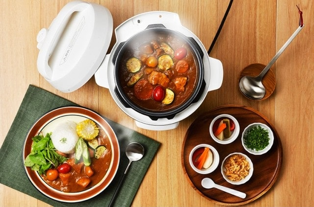 電気圧力鍋【人気メーカー別おすすめ商品】2019!煮込み料理が超簡単に
