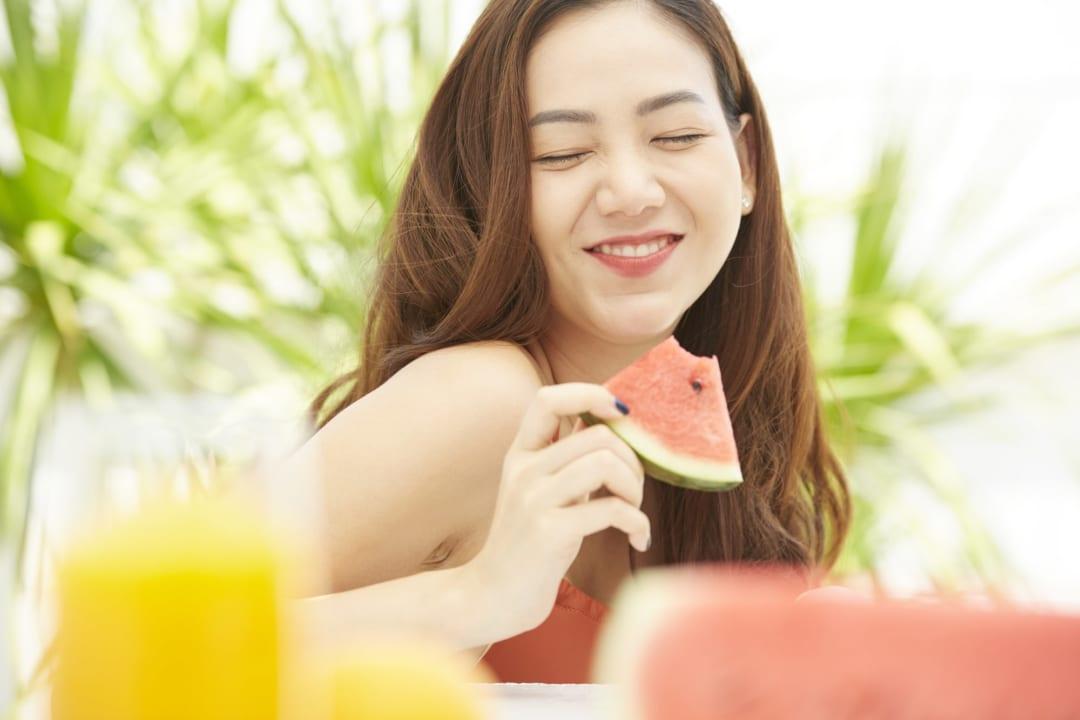 冷やしすぎはNG!?夏のフルーツをおいしく食べる方法