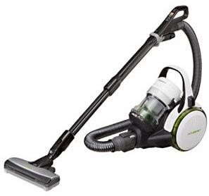 パナソニック サイクロン式電気掃除機 MC‐H500G‐W