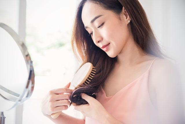 枝毛の原因&予防法