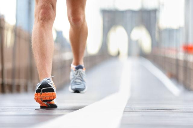 ジョギング走り方