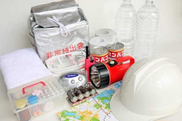 いざという時背負うだけ!避難時の必需品が詰まった防災リュックは準備も楽!