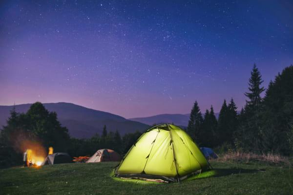 キャンプするなら冬が狙い目!キャンパーを虜にする「冬キャンプ」の魅力とは
