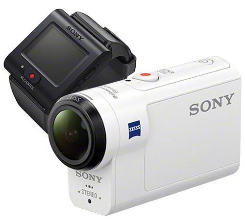 SONY HDR-AS300R デジタルHDビデオカメラレコーダー アクションカム ライブビューリモコンキット