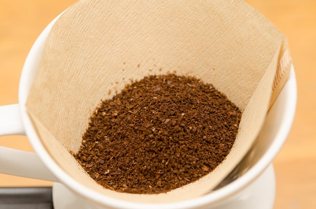 コーヒーフィルターの種類と選び方