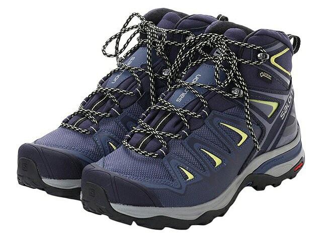 ミドルカット 登山靴