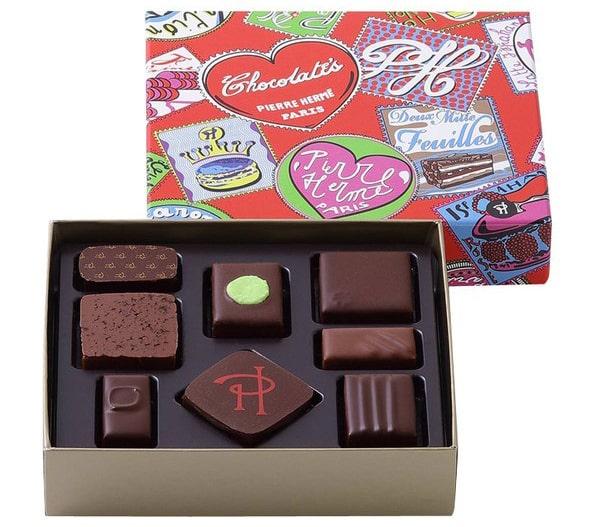 ピエールエルメ パリ チョコレート ショコラ 8個入