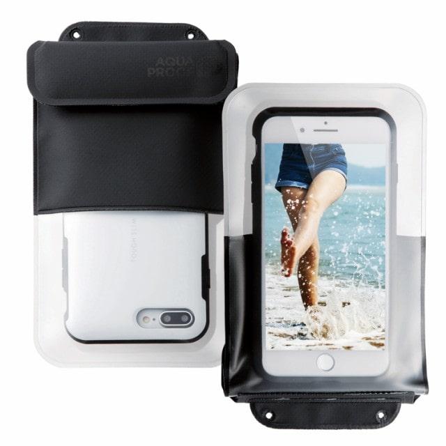エレコム スマートフォン用防水・防塵ケース