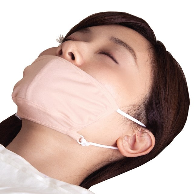 快眠鼻呼吸マスク