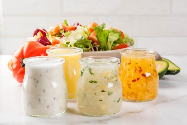 人気の市販ドレッシングおすすめ20選&簡単手作りサラダレシピ