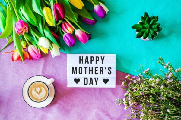 『母の日に』感謝を込めて。とっておきの家電をプレゼントにいかが?