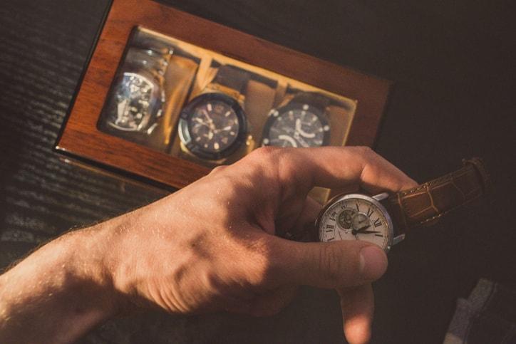 大切な時計を守る!おすすめの時計ケースはどれ?