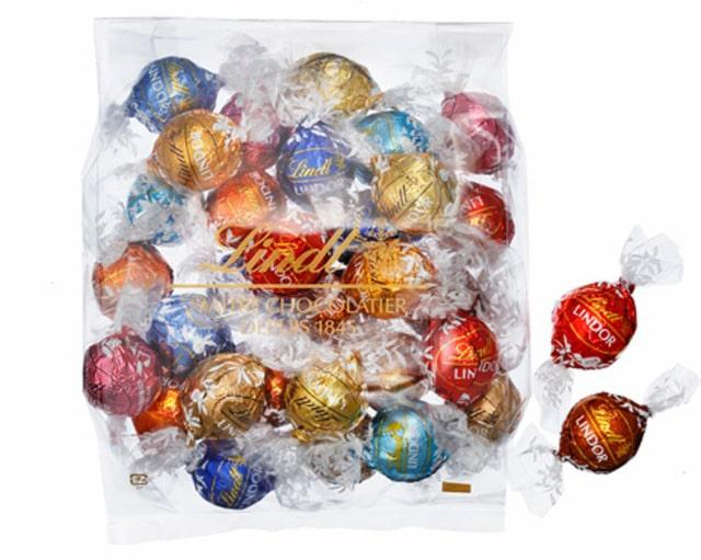 リンツ チョコレート(Lindt)リンドール10種類アソート Aタイプ 30個入り