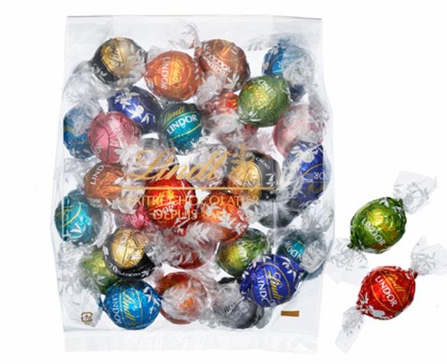 リンツ チョコレート(Lindt)リンドール10種類アソート Bタイプ 30個入り