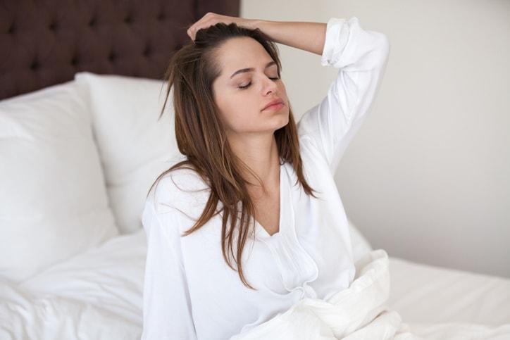 寝起きや空腹時などの生活サイクル