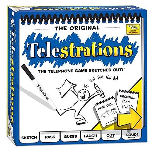 テレストレーション(Telestrations)