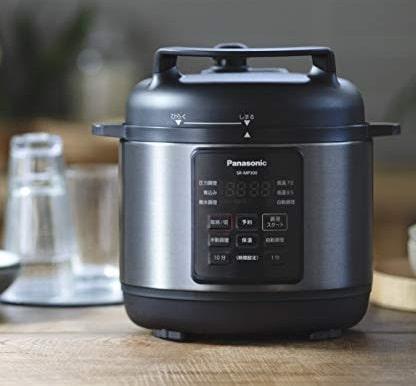 Panasonic(パナソニック )電気圧力なべ SR-MP300-K