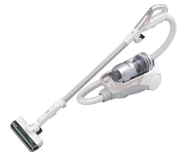 【送料無料】シャープ 掃除機 サイクロン式 RACTIVE Air プレミアムモデル コードレスキャニスターサイクロン掃除機 EC-AS700-N