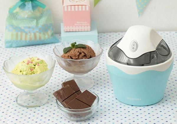 アイリスオーヤマ アイスクリームメーカー ICM-01