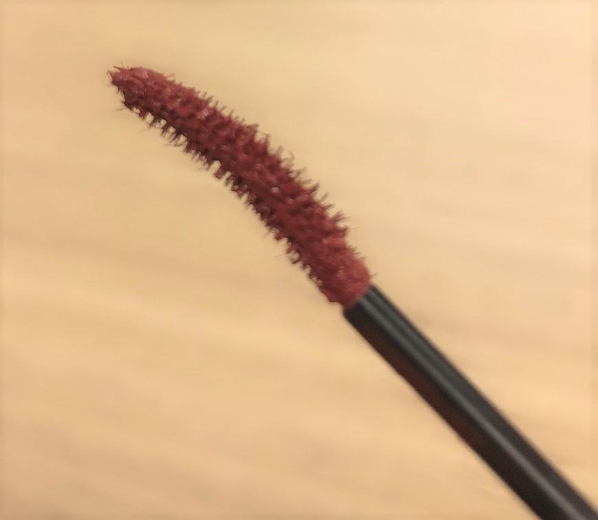 フーミー ロング&カールマスカラ strawberry red ストロベリーレッド 【フーミー WHOMEE】