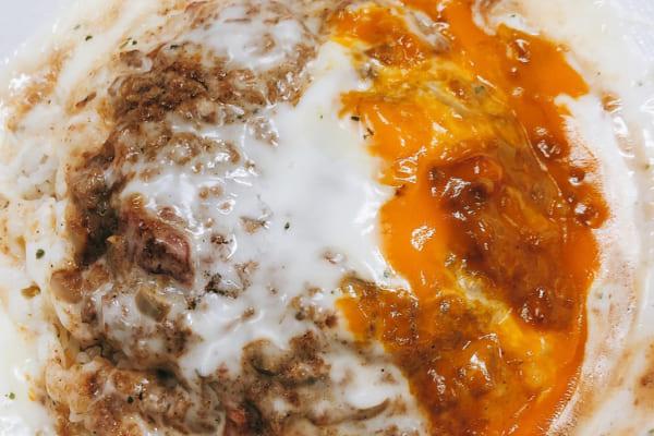 とろ~り卵にチーズの海…ナチュラルローソンの〇〇〇がスゴイ…!