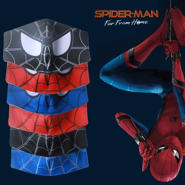 スパイダーマン マスク 6枚セット