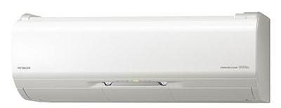 冷暖房時6畳程度 日立「白くまくん AJシリーズ RAS-X22J」