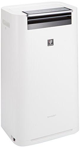シャープ 加湿空気清浄機 KI-GS70-W ホワイト系 空気清浄31畳 加湿18畳 空清