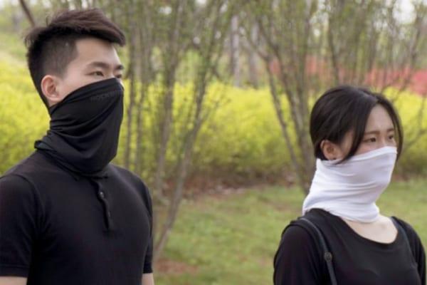 夏マスク替わりに!冷たくてUVカットもできるクールネックカバーが超有能!