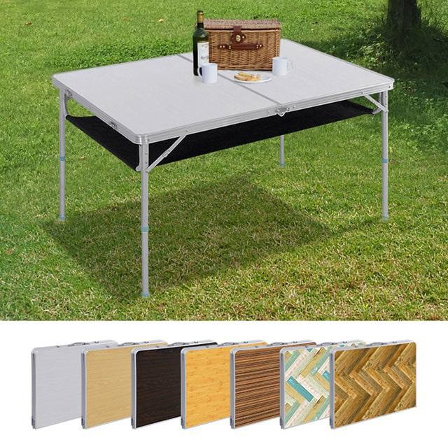 折りたたみ式レジャーテーブル