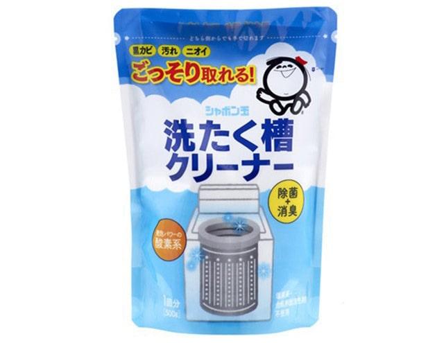 シャボン玉 洗たく槽クリーナー 500g 3個セット