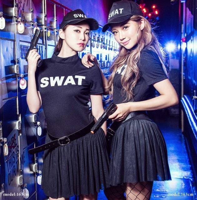 SWAT風ポリス