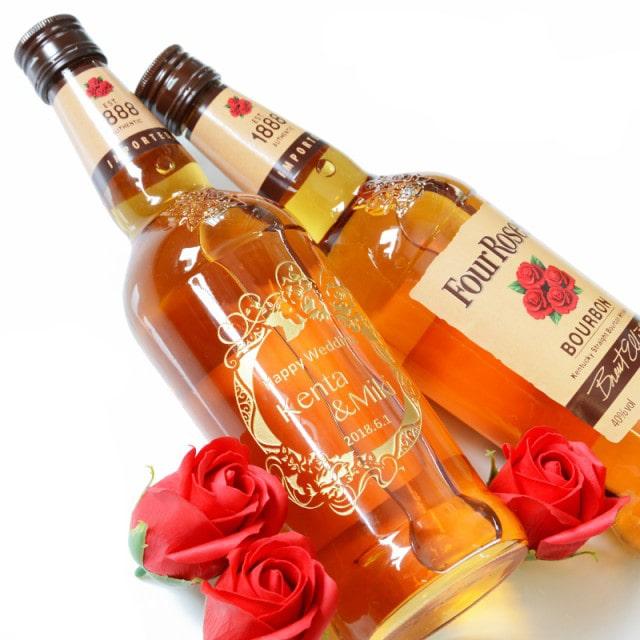 ウイスキー フォアローゼズ