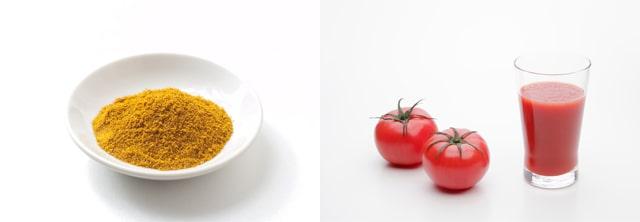 トマトカレーつゆ