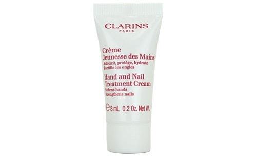 【ミニサイズ】 クラランス CLARINS ハンド/ネイルトリートメントクリーム 8ml