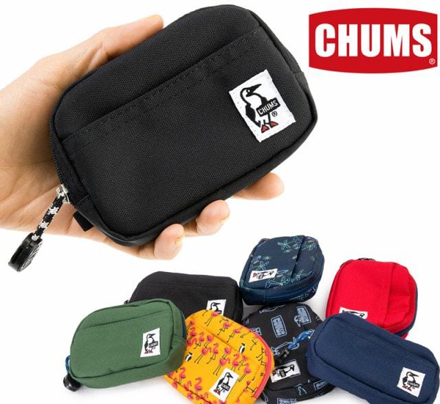 チャムス / CHUMS エコデュアルソフトケース