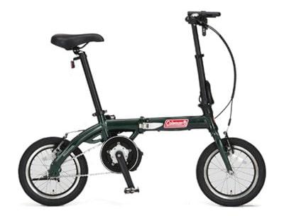 サギサカ コールマン 電動アシスト自転車 FDB140