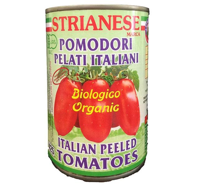 有機ホールトマト缶