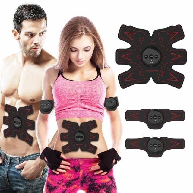 腹筋ベルト EMS 腹筋トレーニング