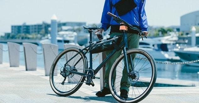 自転車散歩(ポタリング)