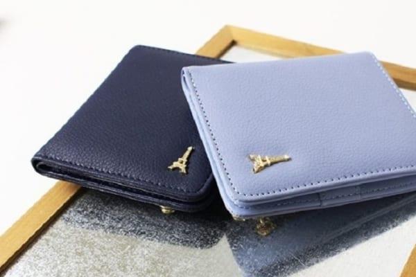【今日は何の日?】パリ観光気分!お札やカードも入る薄型ミニ財布が便利