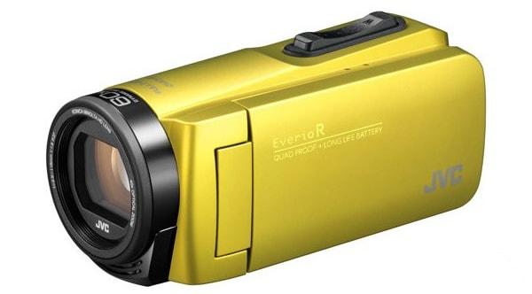 JVC ビデオカメラ