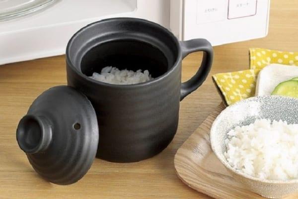 レンジ7分でご飯が炊ける?!炊飯マグなら炊飯器&茶碗いらずで洗い物がラク!