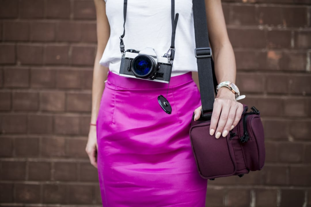 【カメラ女子必見】お気に入りのカメラバッグの選び方や人気商品を徹底解説